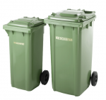 Pojemnik na odpady 240l SSI-schaefer
