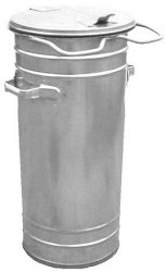 Pojemnik SM 55 litrów ( bez kół )