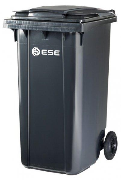Pojemnik na odpady 240l ESE (czarny)
