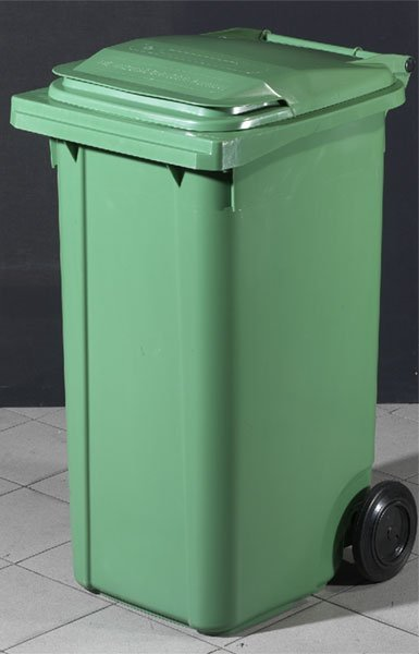 Pojemnik na odpady bytowe MGB 140