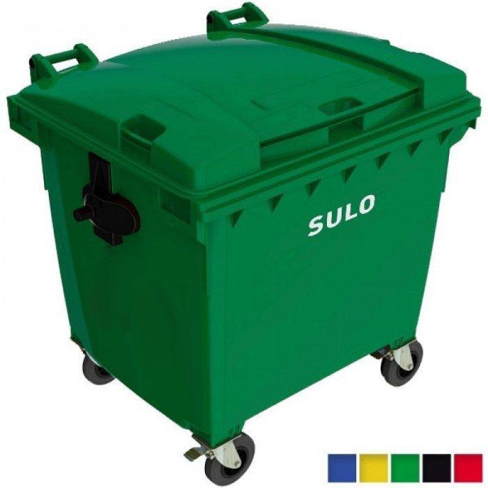 Pojemnik na odpady SULO 1100l Niebieski