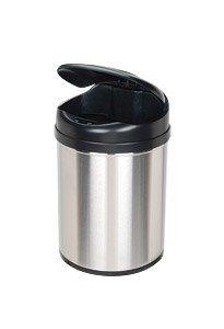 Bezdotykowy Kosz na śmieci 31 L, Okrągły