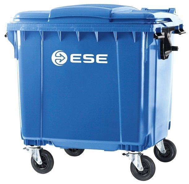 Pojemnik na odpady bytowe ESE 1100l