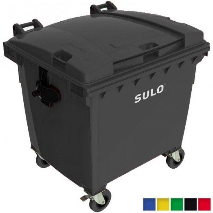 Pojemnik na odpady SULO 1100l Metale i tworzywa sztuczne