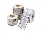 Etykiety termotransferowe papierowe 100x50 - 2820szt.