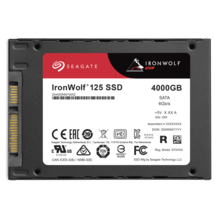 Seagate IronWolf 125 SSD 4TB ZA4000NM1A002
