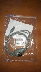 Datalogic kabel USB prosty, 90A051902