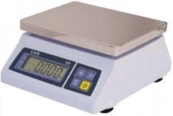CAS SW-1 PLUS WR 02 dwuzakresowa z legalizacją (2kg)