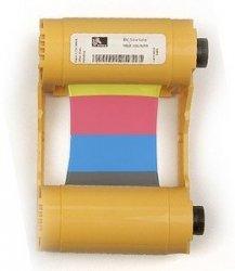 Taśma Zebra ZXP3, kolor YMCKO 800033-840