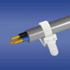Uchwyt paskowy do kabli UP-22 odporny na UV 50szt