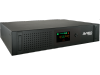 Zasilacz awaryjny UPS 1KVA (1000VA) 600W 2x 7AH do szafy rack
