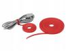 Opaska rzepowa 5m/10mm czerwony