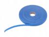 Opaska rzepowa 5m/10mm niebieska