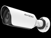 Kamera IP mini tubowa, 4 Mpx, 2.8-12mm, zmotoryzowany obiektyw AVIZIO PRO