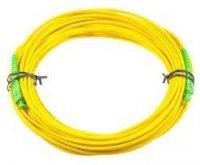 Patch cord SC/APC-SC/APC simplex SM 30m