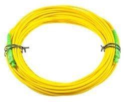 Patch cord SC/APC-SC/APC simplex SM 20m
