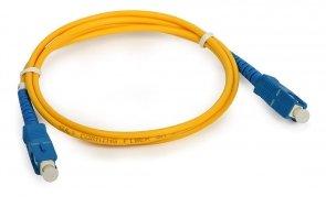 Patch cord SC/UPC-SC/UPC simplex SM 1.0m