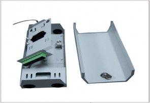 Puszka FTTH TL-IW-8A metal 8xSC simplex T-Line