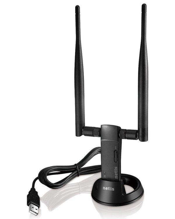 NETIS WF2190 Bezprzewodowy Dwupasmowy Adapter USB AC1200