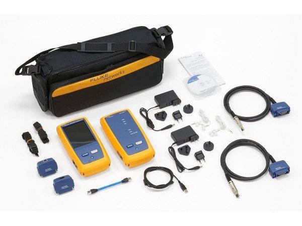 Tester do certyfikacji okablowania DSX-600-PRO, 500MHz, poziom IIIe