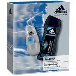 Zestaw Adidas Climacool Anti-Perspirant 50 ml + Adidas Intense Clean Shampoo 200 ml