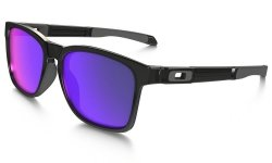 Oakley CATALYST. Black Ink/Positive Red Iridium OO9272-06