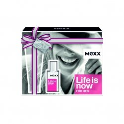 Mexx Life is Now for Her EdT 15 ml + Body Lotion 50 ml