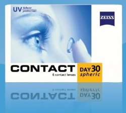 Zeiss Contact Day 30 Spheric 6szt.