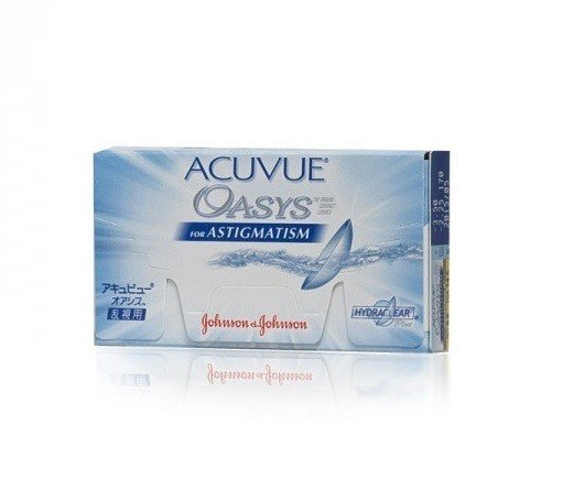 Acuvue Oasys for Astigmatism 1szt. -3,50/-1,25/080