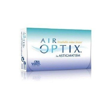 Air Optix for Astigmatism - stare opakowanie
