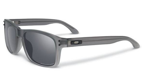 Oakley HOLBROOK LX. Satin Smoke/Black Iridium Polarized OO2048-04