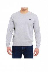 Sweter R-Logo szary Pierre Cardin WYSYŁKA 24H