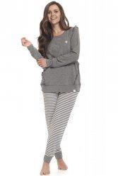 Piżama damska Dn-nightwear PD.9347
