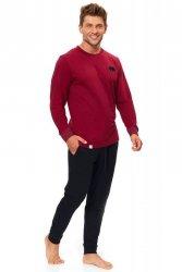 Piżama męska Dn-nightwear PMB.9509