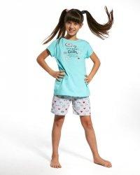 Piżama dziewczęca Cornette Kids Girl 787/56 Blogger kr/r 86-128