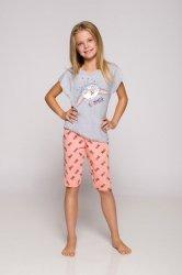 Piżama dziewczęca Taro Amelia 2203 kr/r 122-140 '19