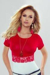 Bluzka damska Eldar Saidi S-XL