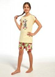 Piżama dziewczęca Cornette Young Girl 246/65 Aloha kr/r 134-168