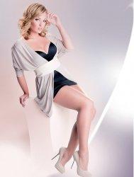 Rajstopy Gabriella Rubensa Plus Size 161 3-XXL 20