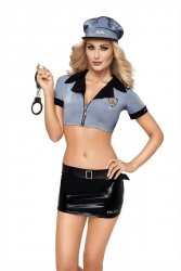 Kostium Policjantki 6779 Roxana WYSYŁKA 24H