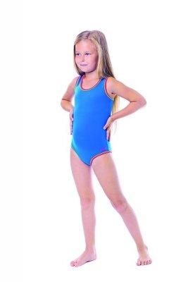 Kostium kąpielowy dziewczęcy Shepa 001 (B4)