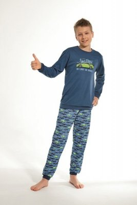 Piżama chłopięca Cornette 593/93 kids no limit jeans