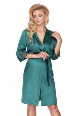 Szlafrok damski Irall Emerald Dark Green