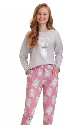Piżama dziewczęca Taro Molly 2333 146-158 Z'20