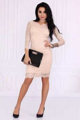 Sukienka damska Merribel Merribel 10391D Pink