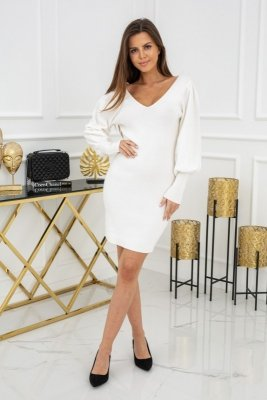 Sukienka damska Vittoria Ventini Viva White G1695
