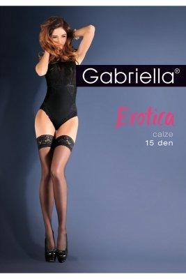 Pończochy damskie Gabriella 643 Erotica Classic