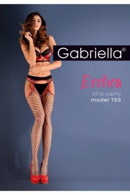 Pończochy damskie Gabriella Erotica 637 model 153