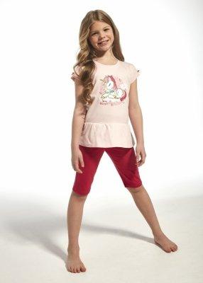 Piżama dziewczęca Cornette 241/60 Unique
