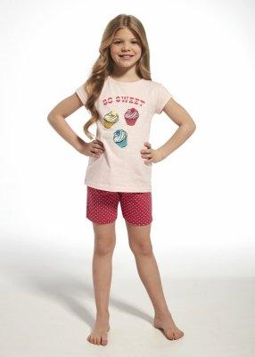 Piżama dziewczęca Cornette 253/63 Sweet